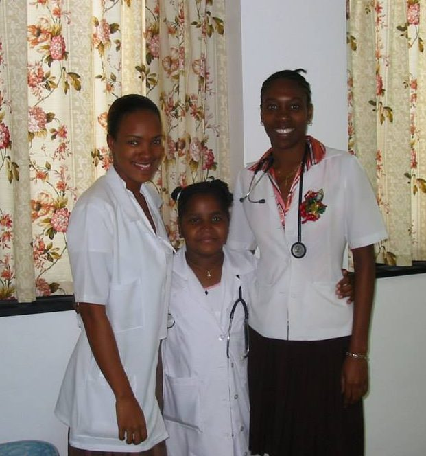 I Wish To Be A Doctor - Tamika Stevenson