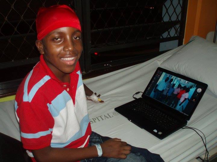 I Wish To Have A Laptop Computer - Caniggia 'CJ' Jarvis
