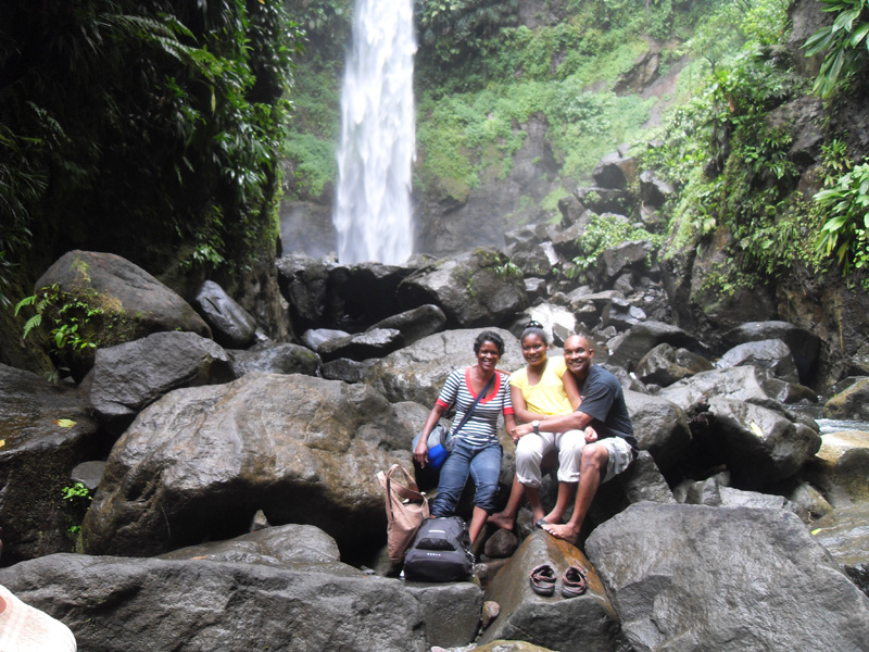 I Wish To Go To Dominica