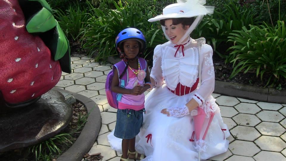 I Wish To Go To Disney World - Janica Moore