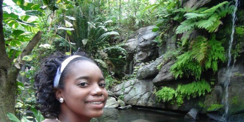 I Wish To Go To Disney World - Jaleah Hoyte