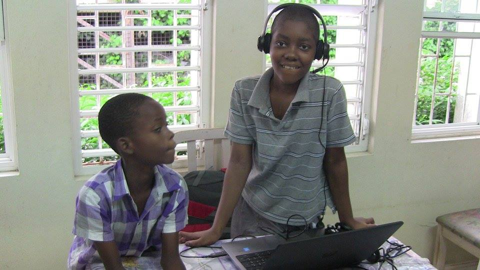 I Wish To Have A Laptop - Tyreke Trotman