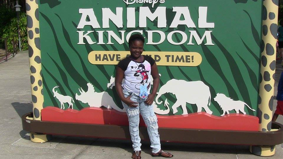 I Wish To Go To Disney World - Jalea Walrond