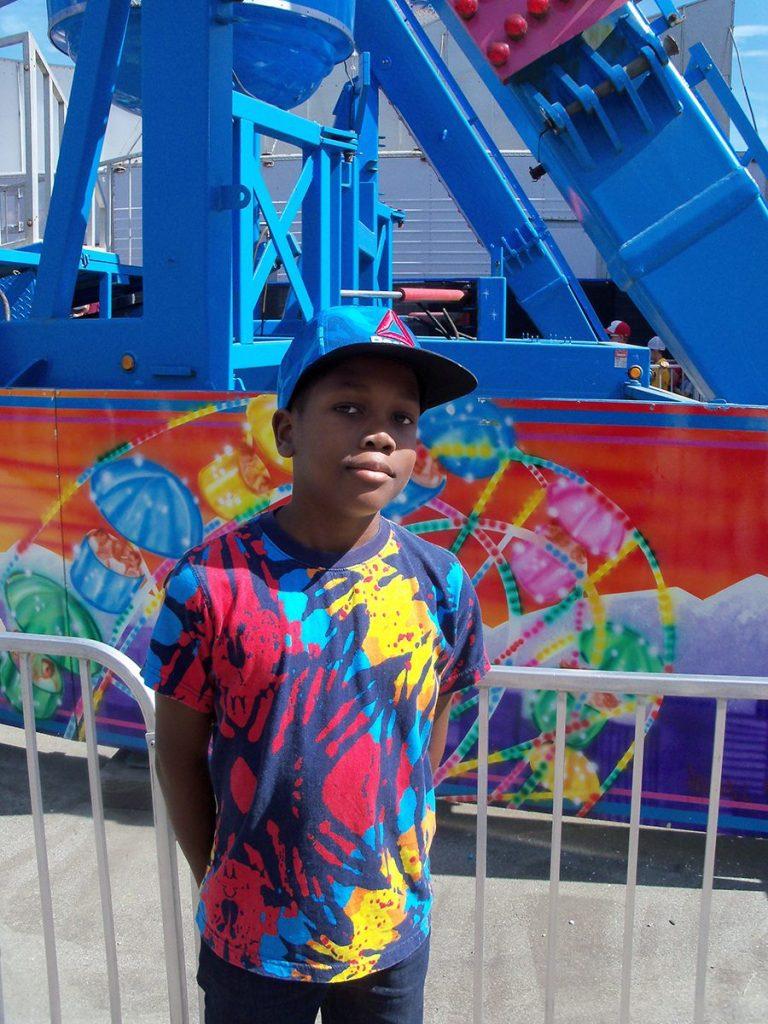 I Wish To Go To Canada - Nahjae Haynes – Age 10 years