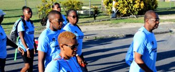 Digicel & BDF Charity Have A Heart Walk And Run