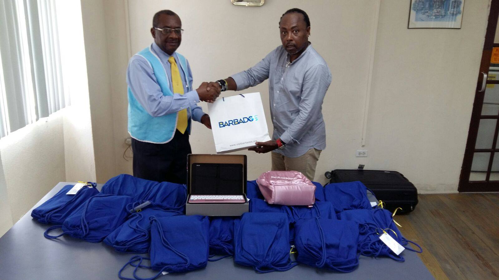 Barbados High Commissioners Office In London Donation