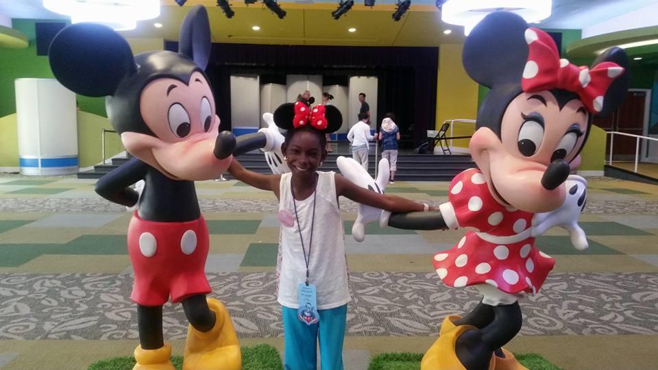I Wish To Go To Disney World
