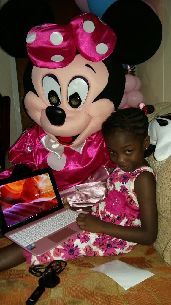 I Wish To Have A Laptop - Janae Philips