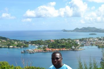 I Wish To Go To St. Lucia
