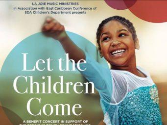 Let the Children Come - Concert