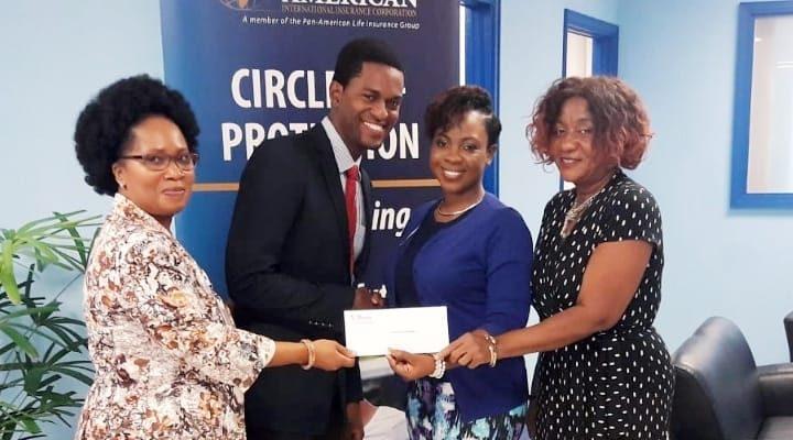 Staff Donation - Pan American International Insurance Corporation