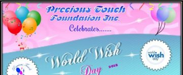 World Wish Day Precious Touch Foundation Inc.
